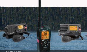 VHF Lowrance link 2