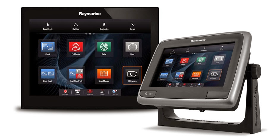 actualizacion software raymarine